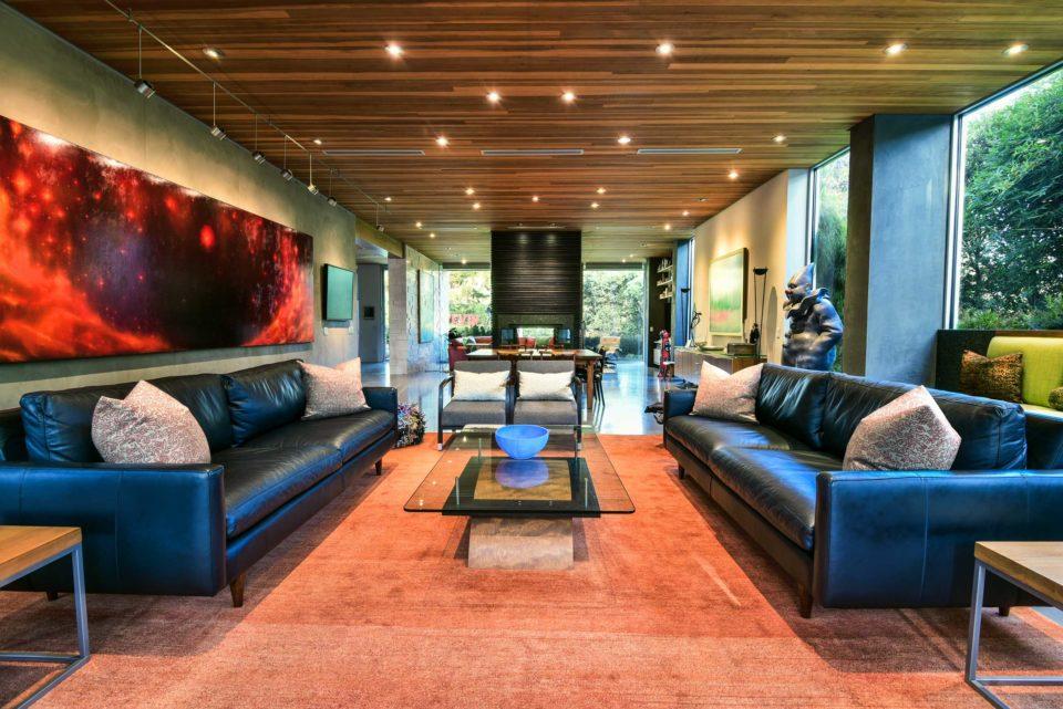Modra studio la jolla modern home living room web modra for Living room la jolla